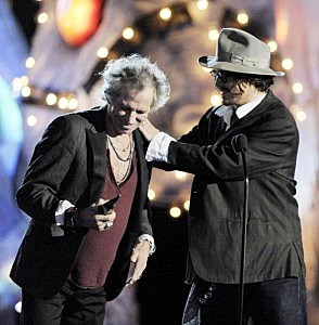 Depp and Richards