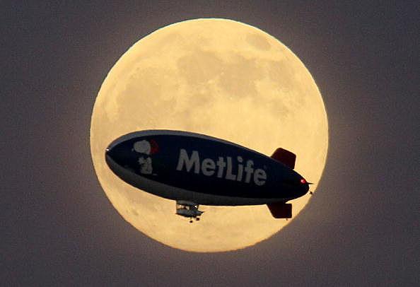 Super Moon this Saturday.