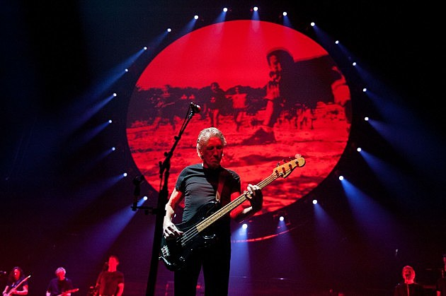 """Roger Waters Performs """"The Wall"""""""