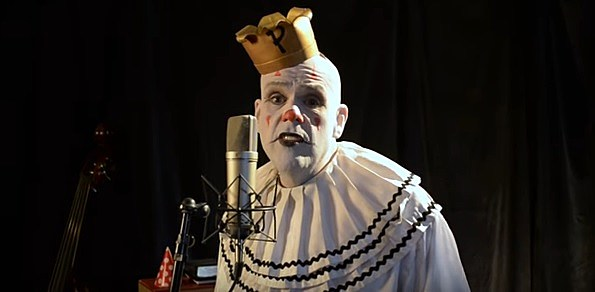 Puddles Pity Party via YouTube