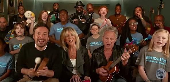 The Tonight Show Starring Jimmy Fallon via YouTube