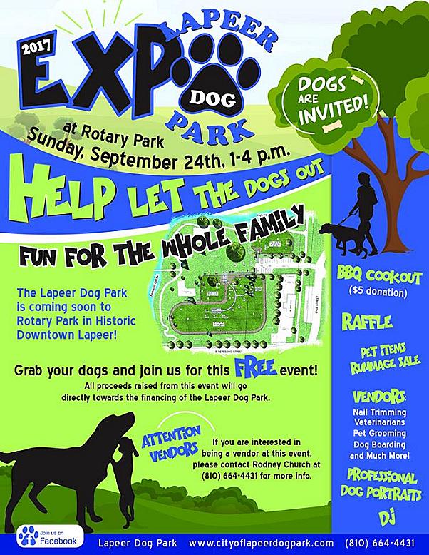 facebook.com/Lapeer-Dog-Park